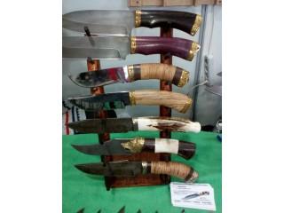 Кованые ножи Данилова