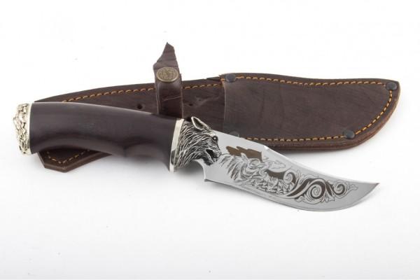 Нож Грибник Х12МФ Граб