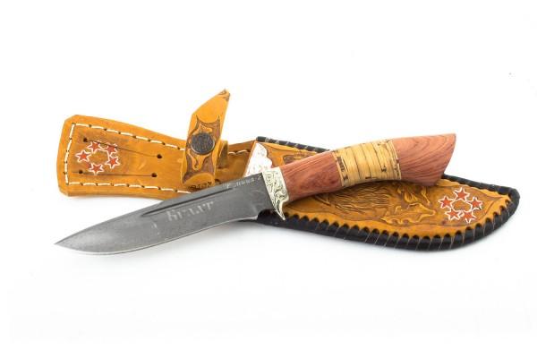 Купить нож Куница-2 из булатной стали