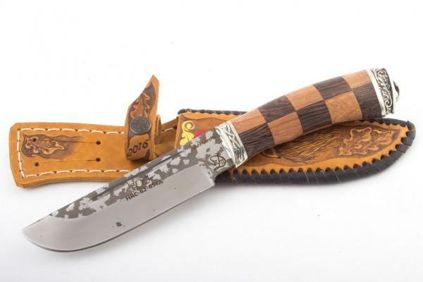 Купить нож Медведь из стали D2