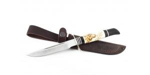 Купить кованый нож финку НКВД