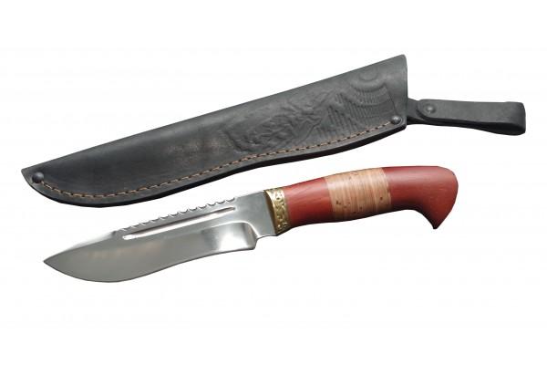 Нож Куница 1 Х12МФ Падук