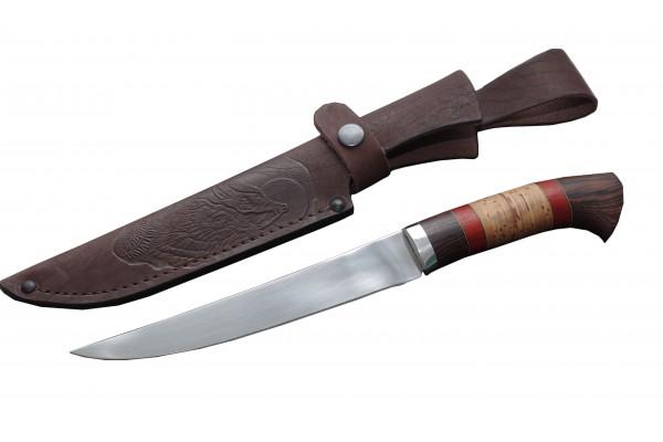 Кухонный нож ручной работы Филейный
