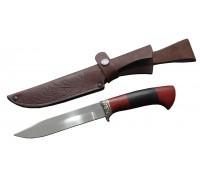 Нож Щука Х12МФ Падук Граб