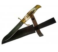 Нож НКВД из булатной стали