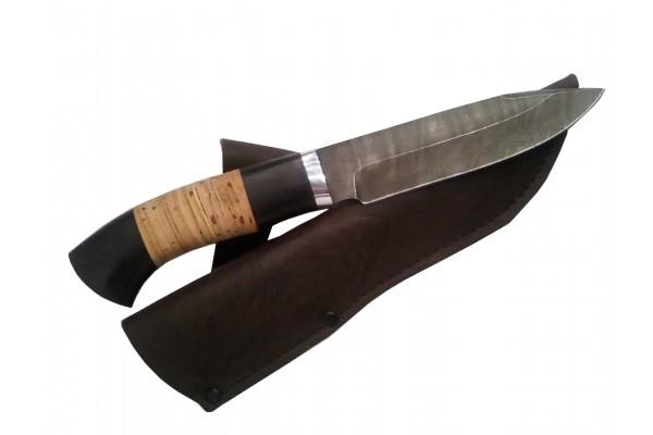 Нож Окунь  3 Дамаск