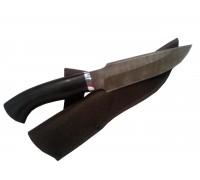 Нож Турист Дамаск