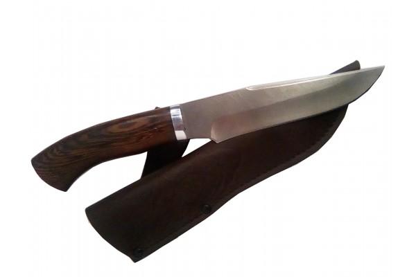 Купить нож Окунь 1 из кованой стали Х12МФ