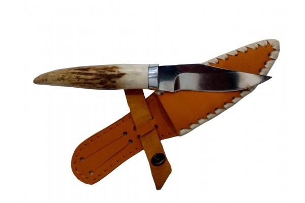Купить кованый нож Щука Малый