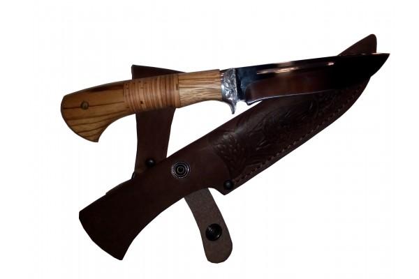 Купить нож Куница-2 полированная ХВ5