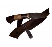 Нож Грибник из Дамаска