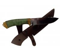 Нож Куница-2 Х12МФ Карелка