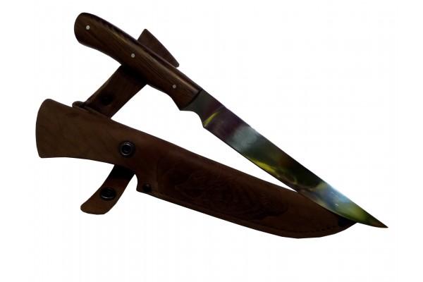 Кухонный нож ручной работы Филейный 3