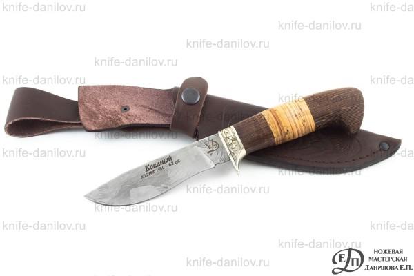 Кованый нож Малыш