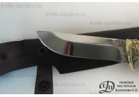 Нож Носорог сталь D2